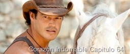 Corazón Indomable Capitulo 64