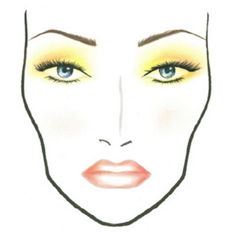 Understanding Makeup Face Charts  TotalBeauty