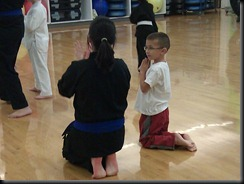 11-9-2011 first day of karate (3)