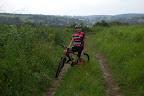 """Zdjęcia z """"pola"""" bo w lesie na szlaku nie chciało się aparatu wyciągać."""