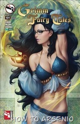 P00027 - Grimm Fairy Tales #101 (2