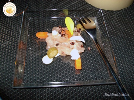 Tartare di bodega e  salsa tonnata