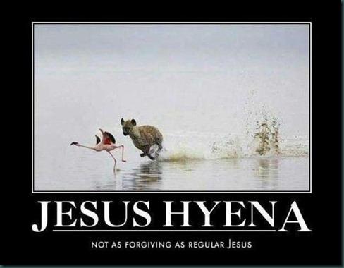 jesushyena