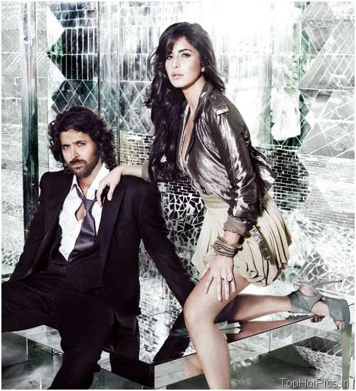 Katrina Kaif Hot Photos with Hrithik in Magazine 7