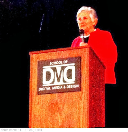 'Dr. Diane Ravitch speaking to San Diego educators. #hero' photo (c) 2013, DB BLAS - license: http://creativecommons.org/licenses/by-nd/2.0/