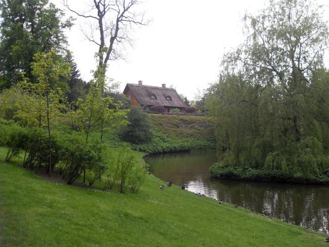 Frederiksberg Have, maj 2012