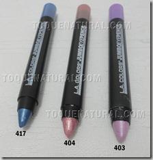 LA Colors Lápis Jumbo para Olhos2