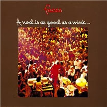 1971 - A Nod Is as Good as a Wink To a Blind Horse artwork - Faces