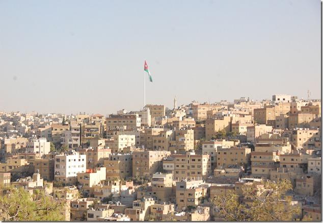 Oporrak 2011 - Jordania ,-  Ciudadela de Amman , 19 de Septiembre  02
