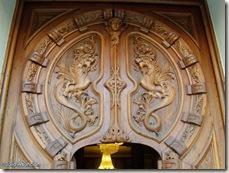 Círculo Oscense - Entrada