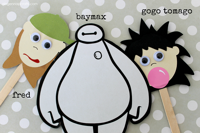 disney kid crafts #disney #BigHero6Release #CollectiveBias