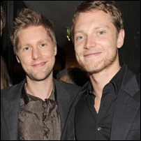 Christopher Bailey and Simon Woods