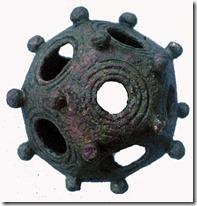 dodecaedro antigo