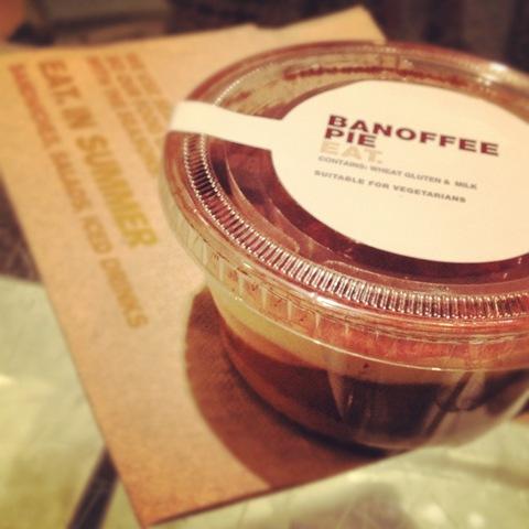 #187 - Eat's banoffee pie