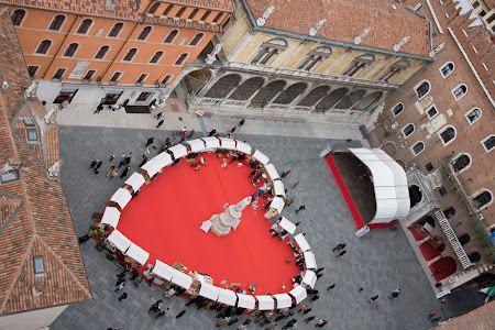 Sights of Italy: Verona in love