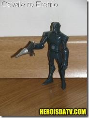 cavaleiro eterno vilão Bonecos Ben 10 Força Alienígena - brinquedos