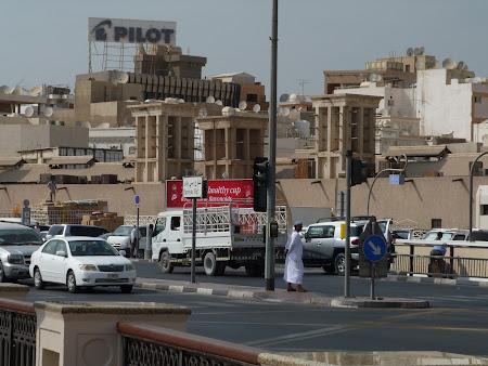 Obiective turistice Dubai: Bazarul de mirodenii