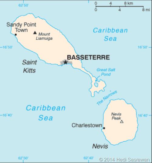 Saint Kitts dan Nevis