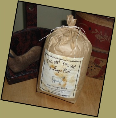 Bag of wool