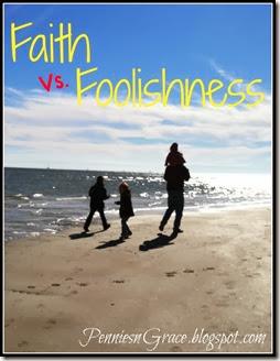 faithvsfoolishness