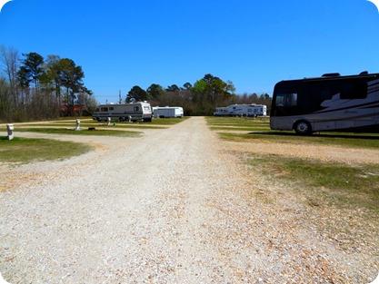Woods RV park