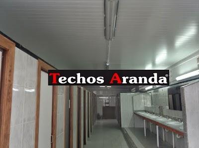 Techos aluminio Fuente alamo Murcia