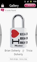 Screenshot of Master Love Locks