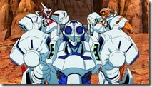 Captain Earth - 18 -25