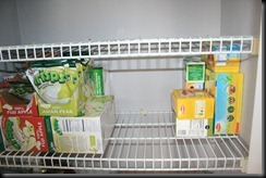 Cleaning out the pantry Whole30 012
