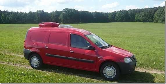 Dacia Logan Camper 01