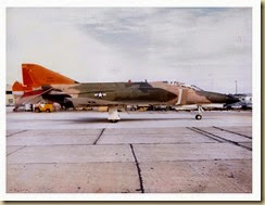F-4 Spin Chute