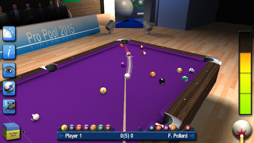Pro Pool 2015 - screenshot