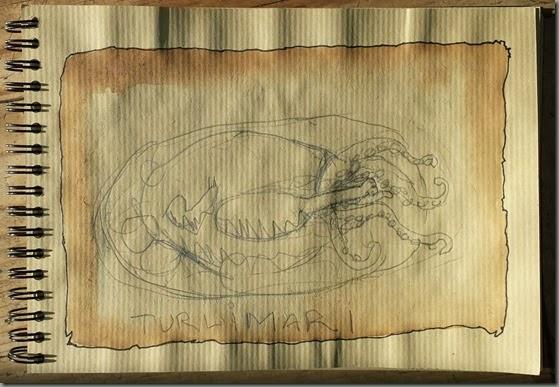 Turlimari Sketch