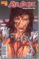 P00006 - Annual Red Sonja Dynamite