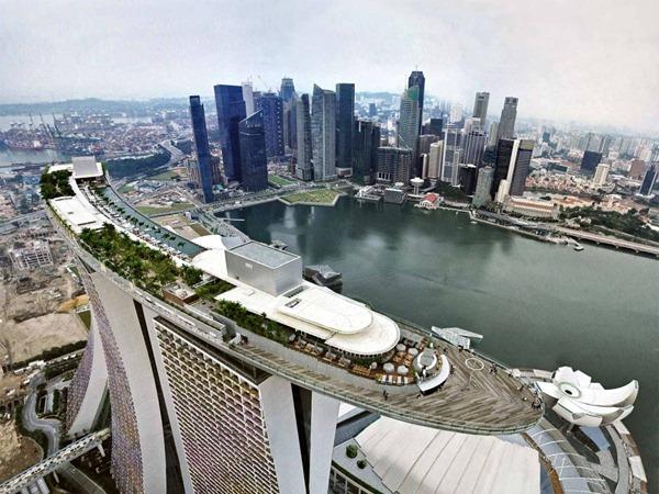 منتجعات سنغافورة