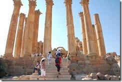 Oporrak 2011 - Jordania ,-  Jerash, 19 de Septiembre  63
