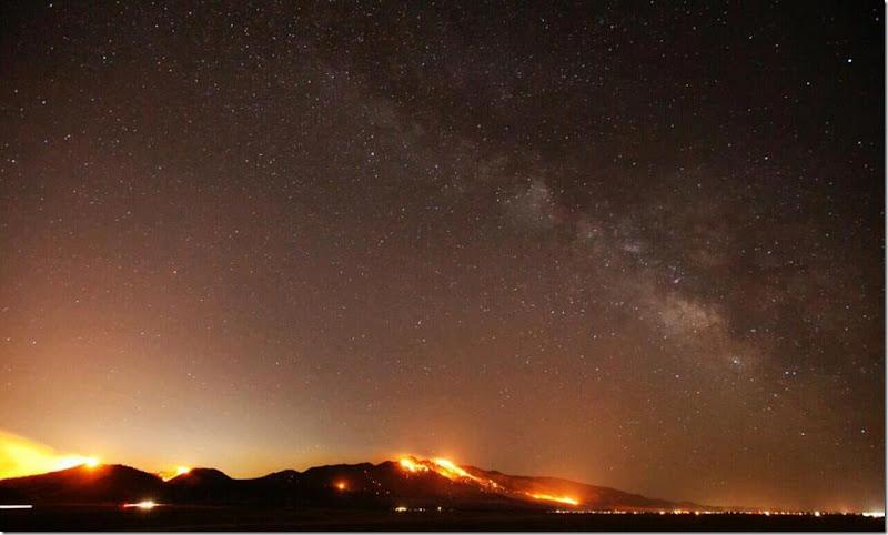 Bob Boyd's night sky