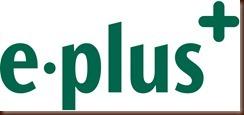 E-Plus Logo ohne Claim