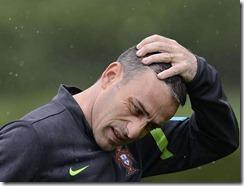 Bento entrenador de portugal