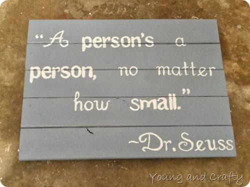 Dr. Seuss sign 5