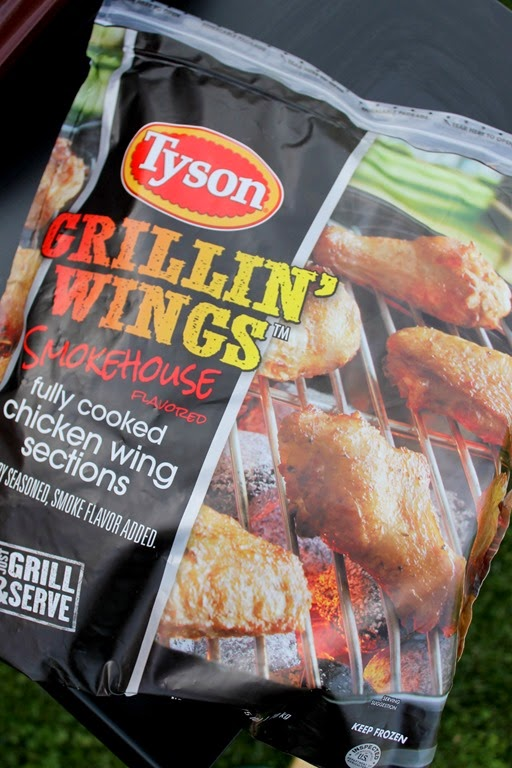 #ad Tyson Grilling Wings at Sam's Club