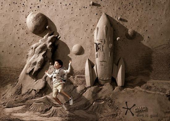 escultura em areia 02