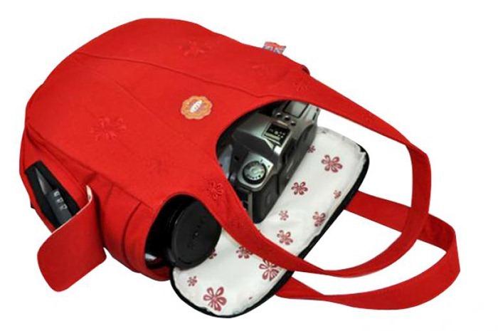 My Daisy Camera Bag