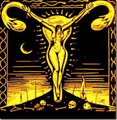 personajes misoginia mujer ateismo cristianismo