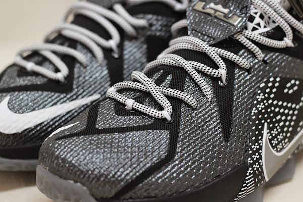 Release Reminder Nike LeBron 12 8220Black History Month8221