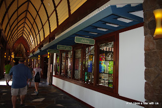 gift shop off the main lobby