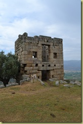 Alinda Fortress Tower