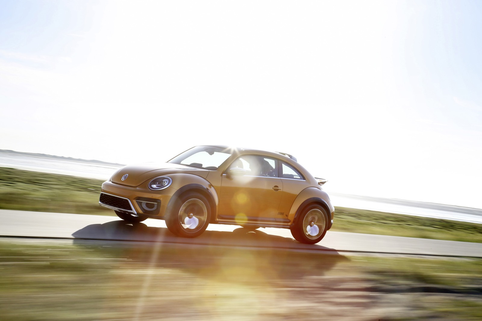 Новый концепт Volkswagen Beetle Dune 2014 года