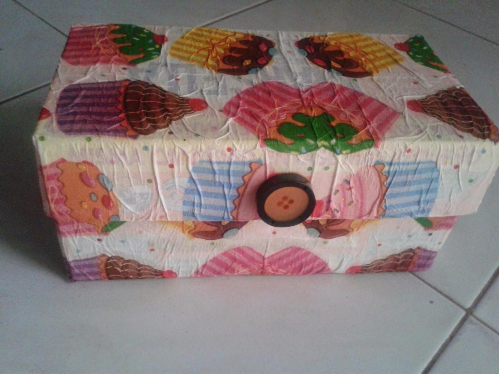 Decorar cajas con sevilletas chachipiruli hand made - Decorar con cajas de carton ...