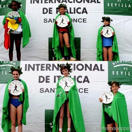XXXI Cross Internacional de Italica 2013